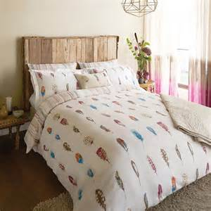 Bedeck Duvet Harlequin Limosa Feather Bedding At Bedeck 1951