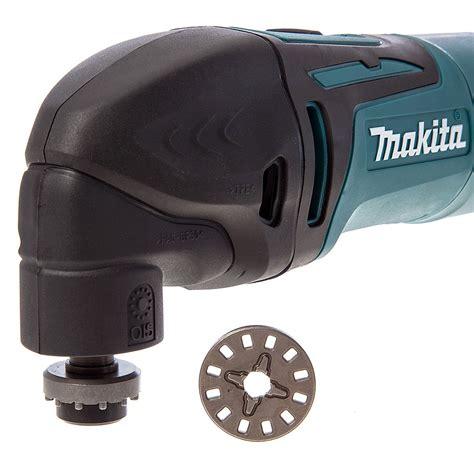 Multi Cutter Makita makita tm3000c 250w oscillating multi cutter powertool world