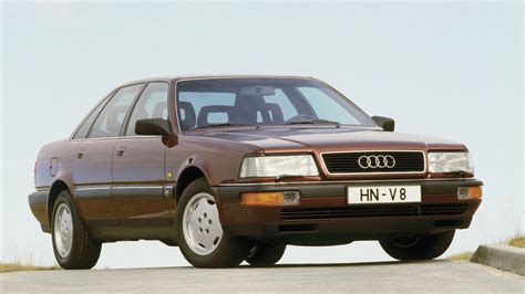 List Of V8 Cars by Audi V8 1988 To 1995 187 Definitive List Cars