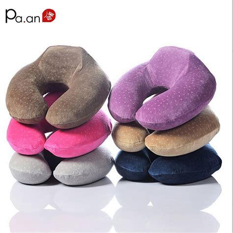 u pillows high grade purple u shaped pillow memory foam pillow
