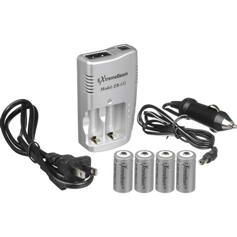 cr123 charger cr123 rechargeable