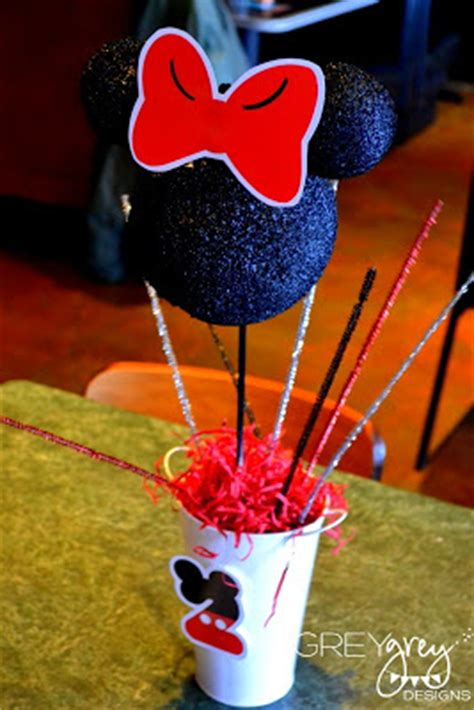 mickey mouse clubhouse centerpiece ideas mickey mouse clubhouse baby shower ideas themes
