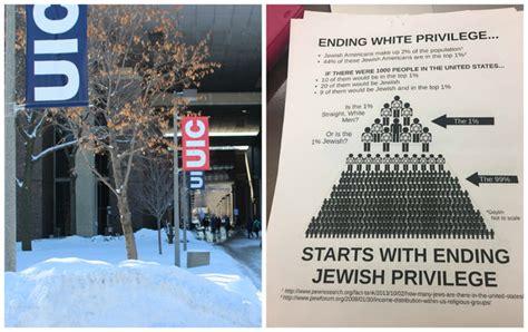custom listing fliers for showings street side flier more anti semitic fliers found at uic university village