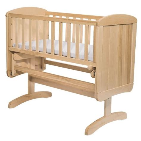 buy mothercare deluxe gliding crib from our