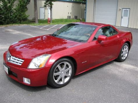 where to buy car manuals 2004 cadillac xlr parking system purchase used 2004 cadillac xlr hardtop convetible roadster 11 000 miles must see in ocean city