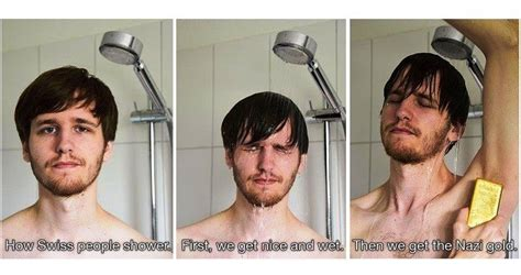 Shower Meme