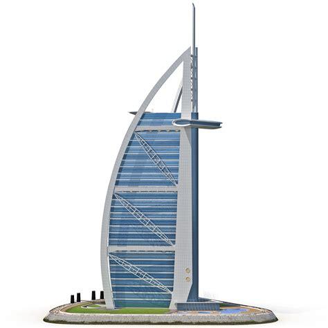 Burj Al Arab Hotel burj al arab 3d model turbosquid 884663