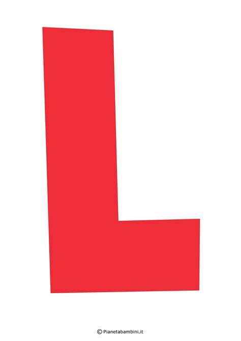 lettere grandi da stare lettere l 28 images free vector graphic letter l
