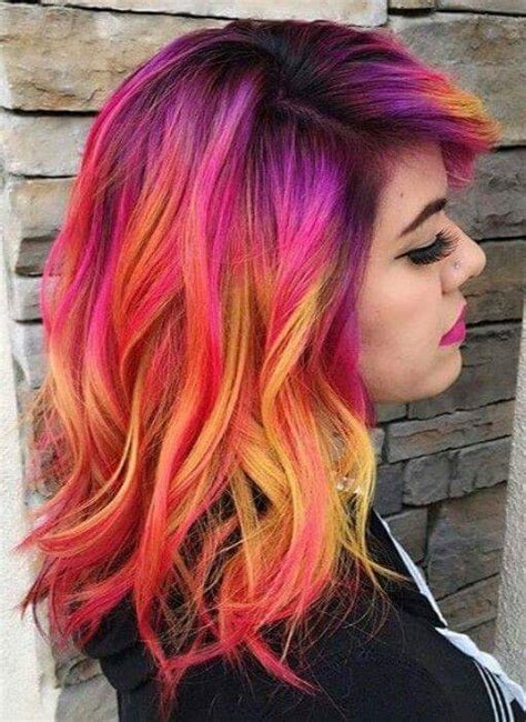 fun hair colors for over 65 65 fabulous ombre hair ideas for a sassy look