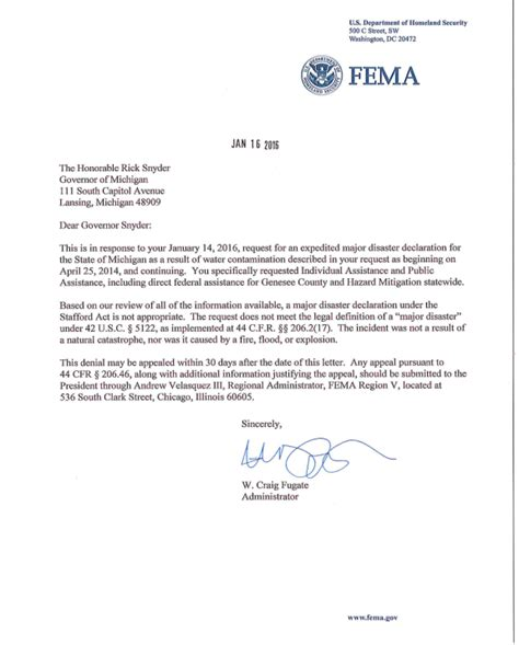 Appeal Letter To Fema Sle sle letter to fema pictures to pin on pinsdaddy