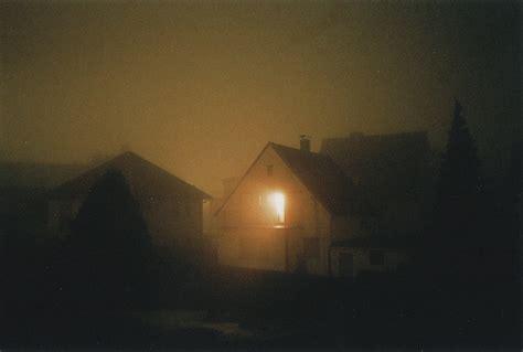 fog house creepy dark fog house light image 189561 on favim com