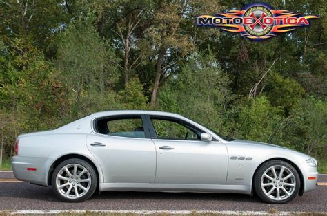 2008 Maserati Quattroporte Executive Gt by 2008 Maserati Quattroporte Executive Gt Sedan