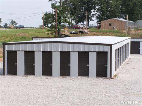 Self Storage Sheds by Steel Mini Storage Buildings Worldwide Steel Buildings