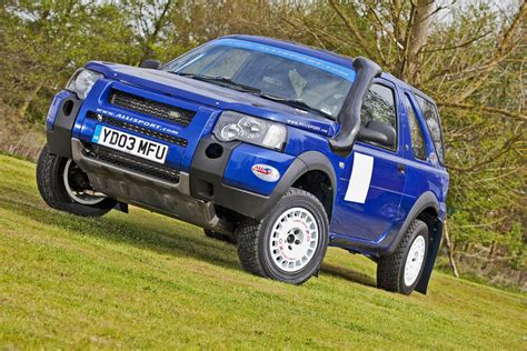 land rover freelander off road landrover freelander td4 uprated intercooler off road