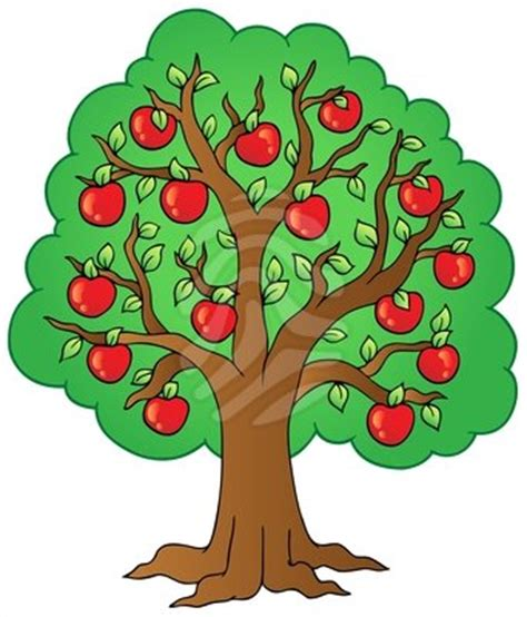 apple tree clipart apple tree branch clip cliparts