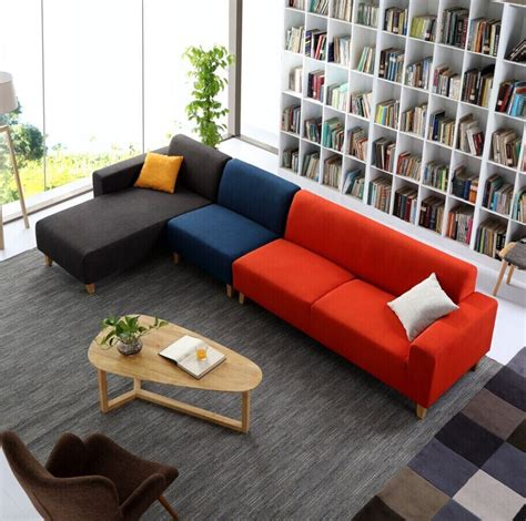 couch color colorful sofa sets fabric color combinations for sofa set