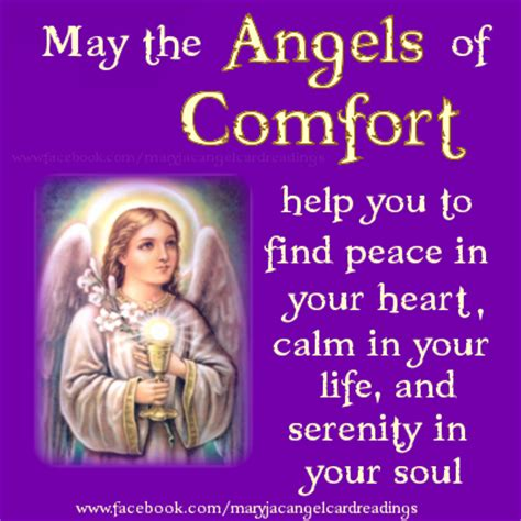 angel of comfort mary jac s angels february 2014