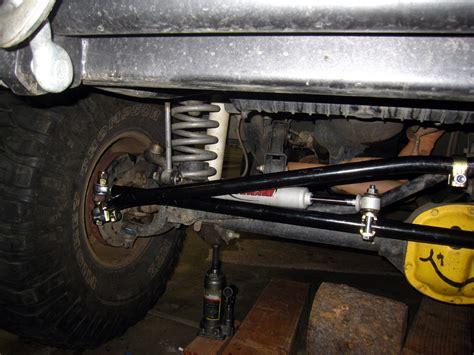 tj steering upgrade