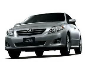 Toyota Altis Philippines Price Model In Focus The Toyota Altis Toyota Motors