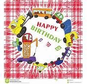 Automobili Di Tiraggio Della Mano Del Bambino Compleanno