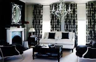 Black And White Apartment Decor Pics Photos Decorating Black And White