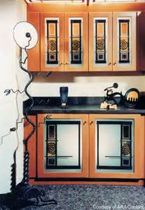 stained glass kitchen cabinets kitchen cabinet with stained glass kitchen design photos