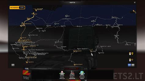 europe africa map 5 4 by mario africa map for promods v2 11 ets 2 mods