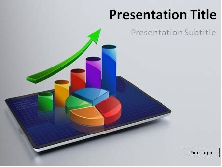 Download Free Mobile Financial Statistics And Business Analysis Powerpoint Template Stock Powerpoint Templates