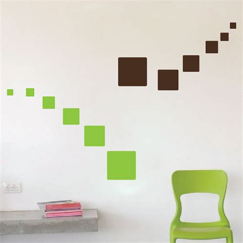 Wall Murals For Teens square wall mural decals living room wall decal murals