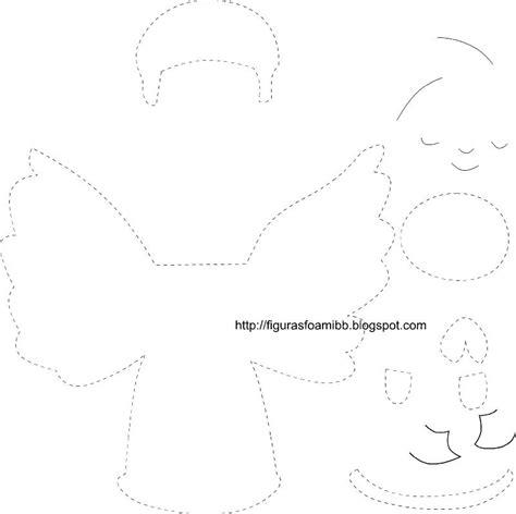 moldes en fomi para bautizo de angeles newhairstylesformen2014com moldes para fomi de angeles newhairstylesformen2014 com