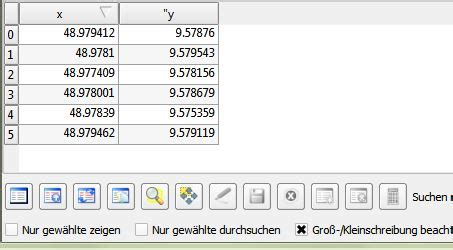 excel themes greyed out qgis why can t i edit attribute table imported through