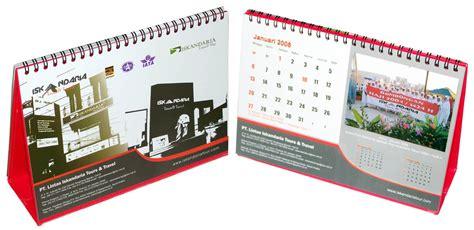 ukuran desain kalender meja november 2014 percetakan p u