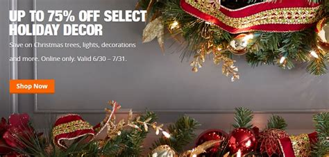 75 off christmas lights christmas in july at home depot save 75 off christmas