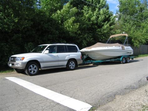 question on towing capacity club lexus forums