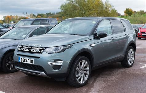 land rover land rover discovery sport wikipedia