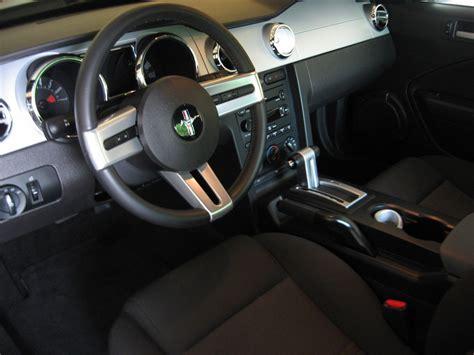 2007 Ford Mustang Interior by 2007 Ford Mustang Interior Pictures Cargurus