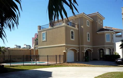 House Rentals In South Padre Island by South Padre Island Vacation Home Rental