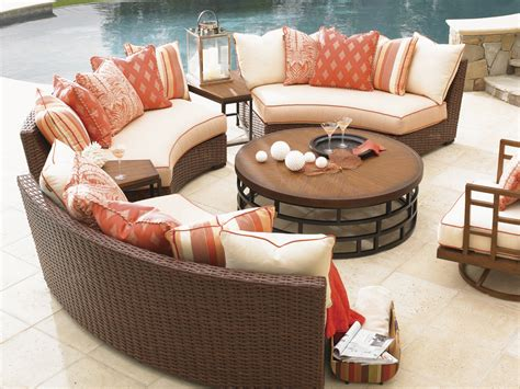 sectional sofa with round chaise round sofas sectionals cleanupflorida com