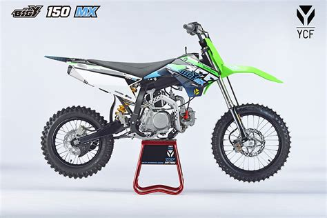 Cross Motorrad 150ccm by Ycf Bigy 150 Mx Motocross Kindermotorrad Pit Dirt Bike