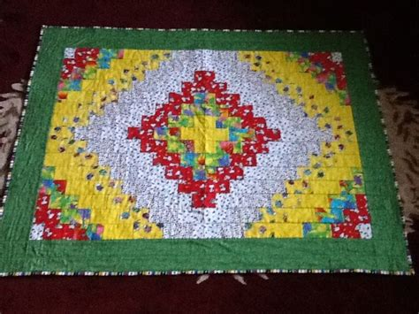 Trip Around The World Quilt In A Day by Trip Around The World Prayer Quilt Made With Eleanor Burns Pattern Hearts