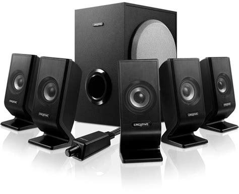 Creative Speaker 5 1 creative inspire sbs a500 5 1 speaker system