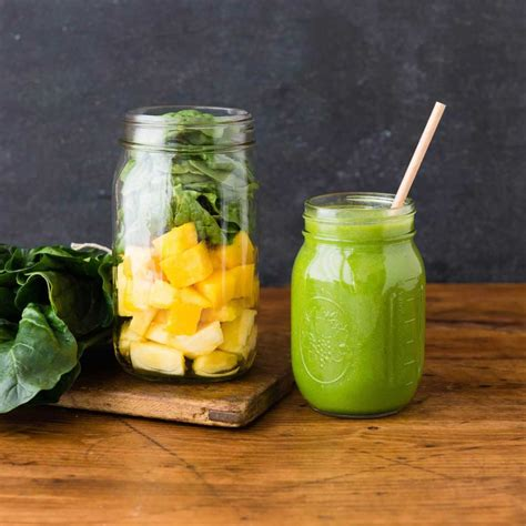 green recipe green smoothie recipe dishmaps