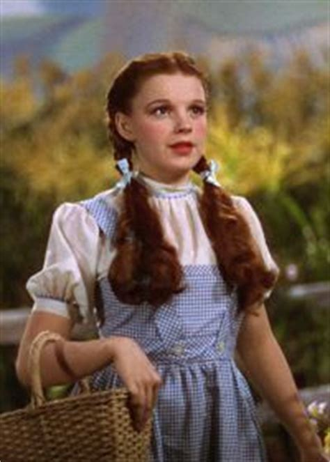 famous actors pigtails famous braids dorothy with french braid pigtails with