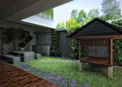 desain rumah 4 kamar luas 330 m2 jasa arsitek jakarta rumah makan di bali yang enak rumah upin