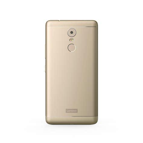 Lenovo Gold Lenovo Smartphone K6 Note Karate Gold Pa570051cz T S