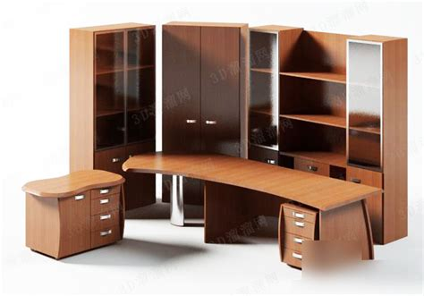 office furniture set office furniture set downloadfree3d