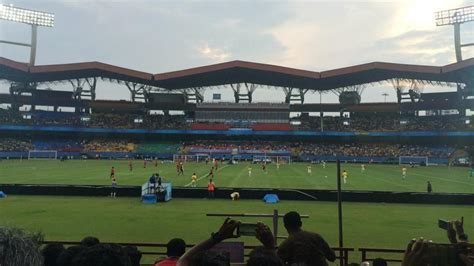 fifa u 17 world cup fans go missing in sold out kochi