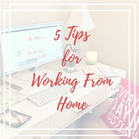 5 tips for working from home huffpost 5 tips for working from home