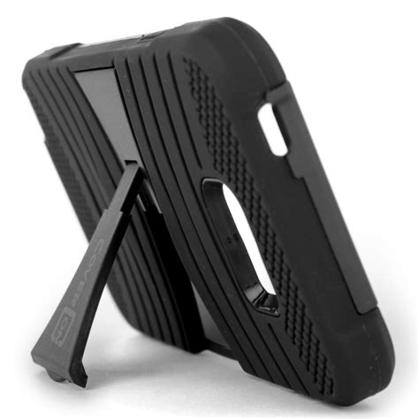 Hardcase Dual Layer Samsung Note 5 black hybrid armor dual layer impact phone cover for