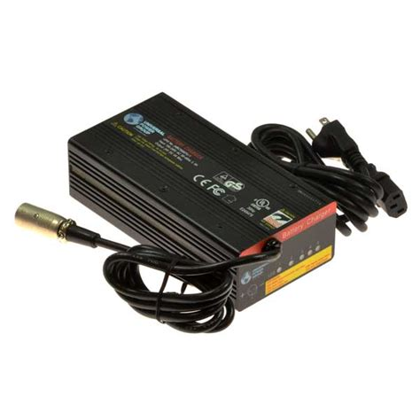 24 volt scooter charger 24 volt 5 0 xlr battery charger for activecare